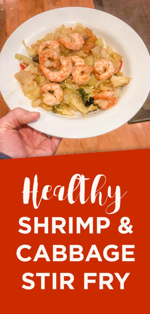 Shrimp & Cabbage Stir Fry Recipe