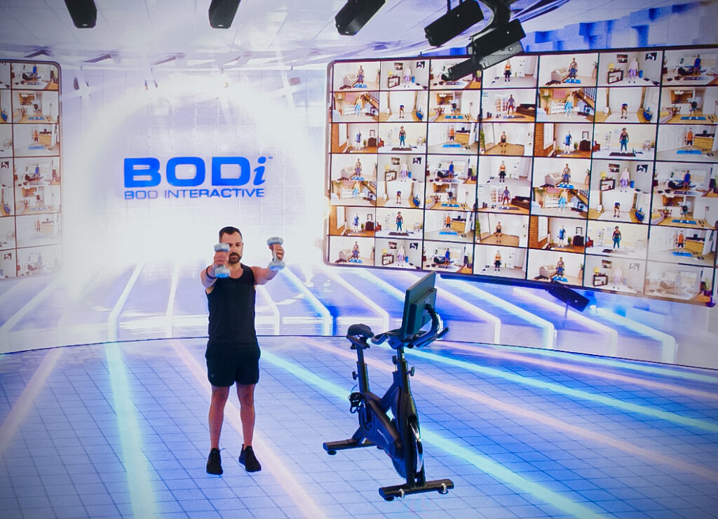 BODi BODcast Stage