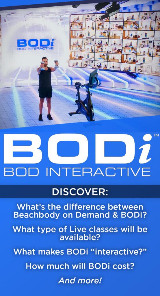 BODi (Beachbody On Demand Interactive)
